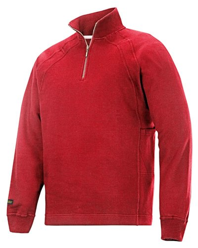 Snickers Workwear 2813 ½ Zip Sweatshirt met MultiPockets™