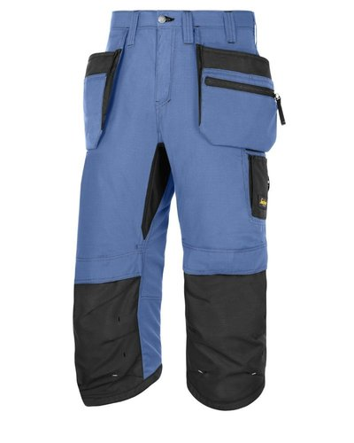 Snickers Workwear 6103 LiteWork, 37.5™ Pirate Werkbroek+