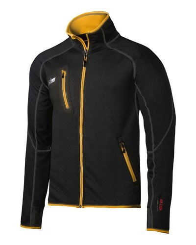 Snickers Workwear 8015 Body Mapping A.I.S. Fleece Jack