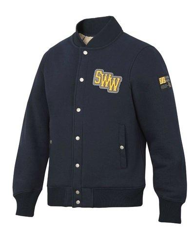 Snickers Workwear 2832 RuffWork, Jack met Fleecevacht