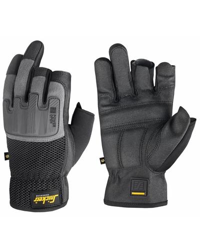 Snickers Workwear 9586 Verstevigde vingerloze handschoenen