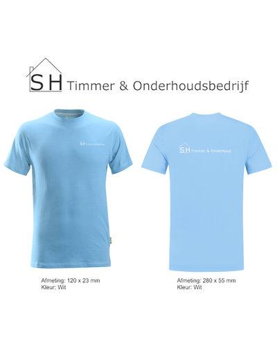 Snickers Workwear Transfers + bedrukken SH Timmer en Onderhoud
