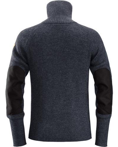 Snickers Workwear 2905 ½-Zip Wollen Sweater