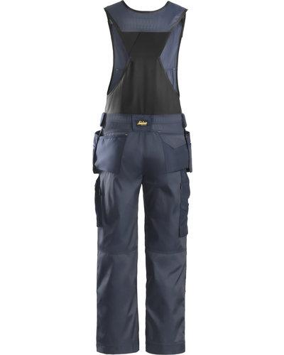 Snickers Workwear Bodybroek met holsterzakken, Duratwill Snickers model 0212