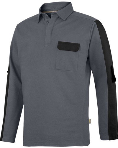 Snickers Workwear 2607 AllroundWork, Rugby Sweater