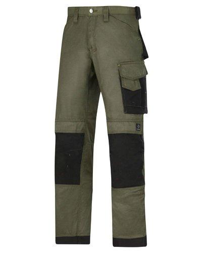 Snickers Workwear 3312 B DuraTwill Broek