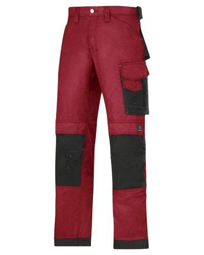 Snickers Workwear Snickers DuraTwill Broek 3312 B