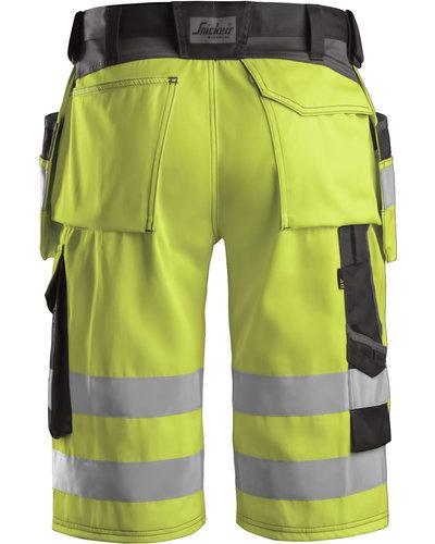 Snickers Workwear Klasse 1 High Visibility Short, model 3033