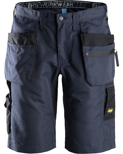 Snickers Workwear 6101 LiteWork Korte Broek met Holsterzakken