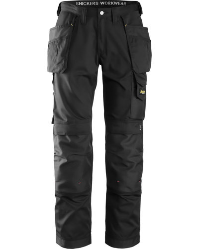 Snickers Workwear 3211 CoolTwill Broek met holsterpockets