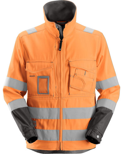 Snickers Workwear 1633 High Visibility Jack Klasse 3