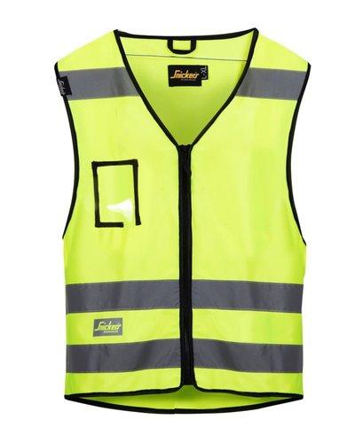 Snickers Workwear Vest High Visibility Klasse 2 model 9153