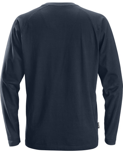 Snickers Workwear T-Shirt met Lange Mouwen 2410 AllroundWork