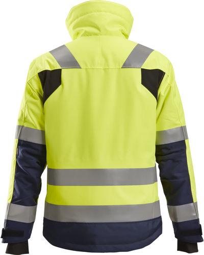 Snickers Workwear AllroundWork High-Vis 37.5® Isolerend Jack Klasse 3
