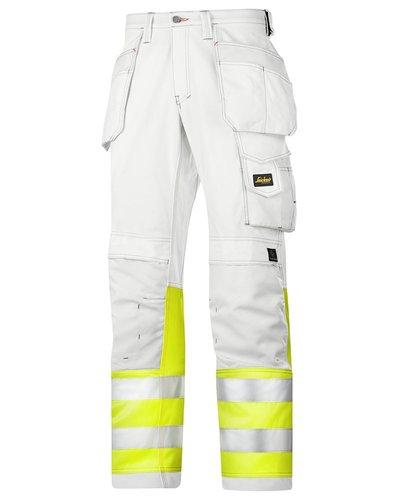 Snickers Workwear 3234 Schildersbroek met holsterzakken, Klasse 1