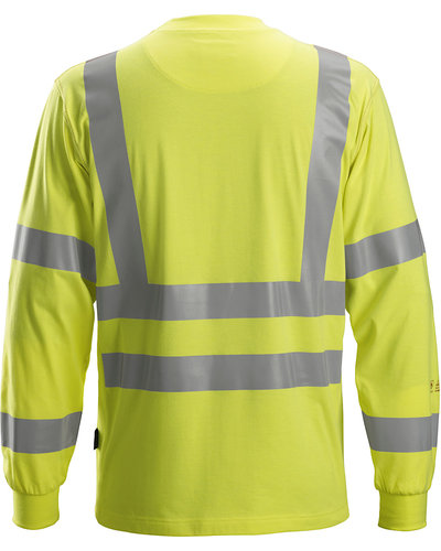 Snickers Workwear 2461 ProtecWork, Zichtbaar, Vlamvertragend en Antistatisch T-Shirt