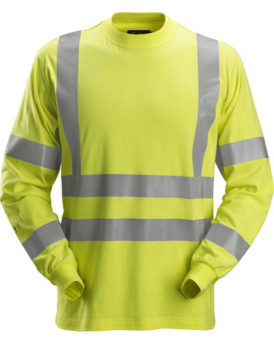 Snickers Workwear 2461 Hi-Vis Multinorm Longsleeve T-shirt
