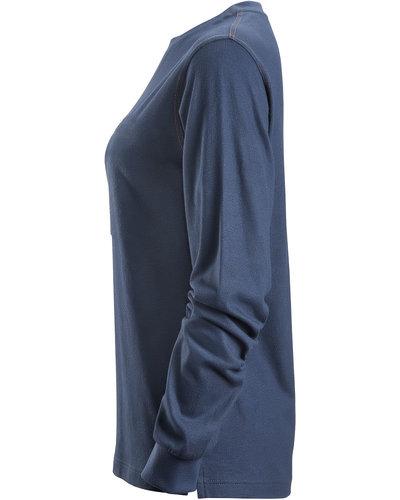 Snickers Workwear 2467 ProtecWork, Dames T-shirt met Lange Mouw