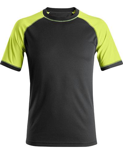 Snickers Workwear 2505 Neon T-shirt met Korte Mouwen