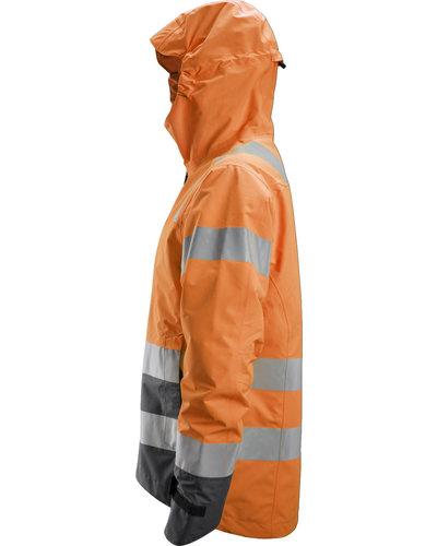 Snickers Workwear AllroundWork High-Vis Waterdicht Shell Jack