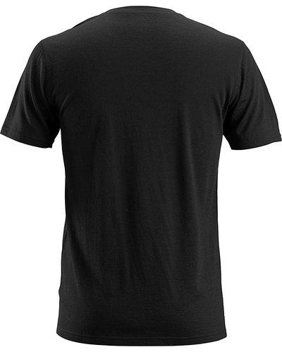 Snickers Workwear 2527 AllroundWork Wollen T-Shirt met Korte Mouwen