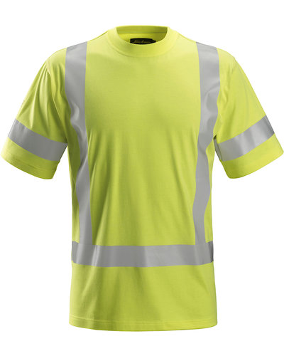Snickers Workwear 2562 Multinorm T-Shirt met Korte Mouwen