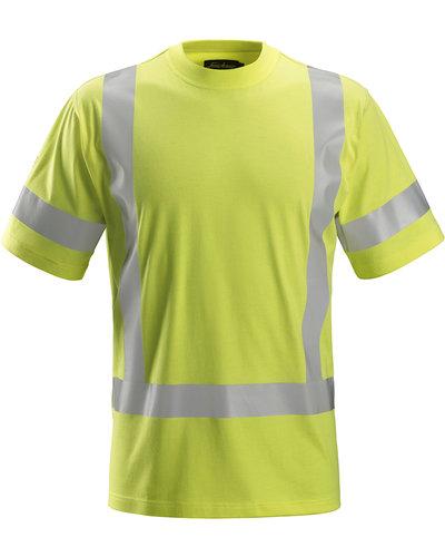 Snickers Workwear 2562 ProtecWork, Multinorm Hi-Vis T-Shirt