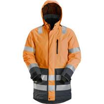 Snickers Workwear AllroundWork 1830 High-Vis Waterproof Parka