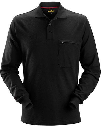 Snickers Workwear 2660 Multinorm Poloshirt met Lange Mouwen