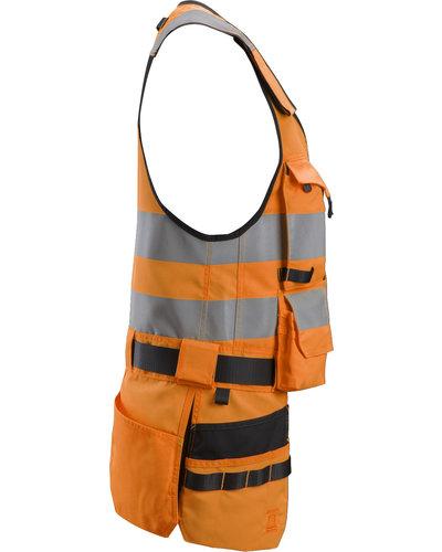 Snickers Workwear AllroundWork High-Vis Gereedschapsvest Klasse 1