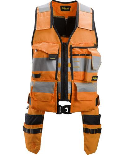 Snickers Workwear 4230 High-Vis Gereedschapsvest Klasse 1