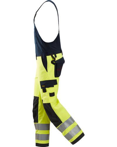 Snickers Workwear ProtecWork High-Vis Overall Klasse 2