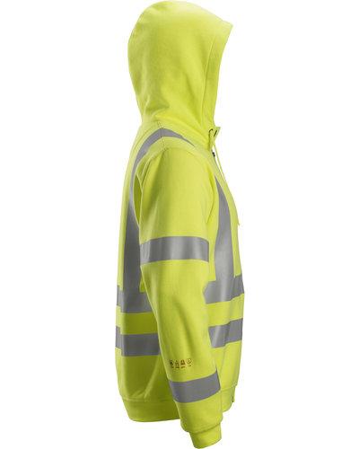 Snickers Workwear 2865 Multinorm Hoodie met Rits, Hoge Zichtbaarheid
