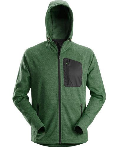 Snickers Workwear  FlexiWork Fleece Hoodie 8041