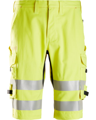 Snickers Workwear 6160 Shorts High-Vis Klasse 1