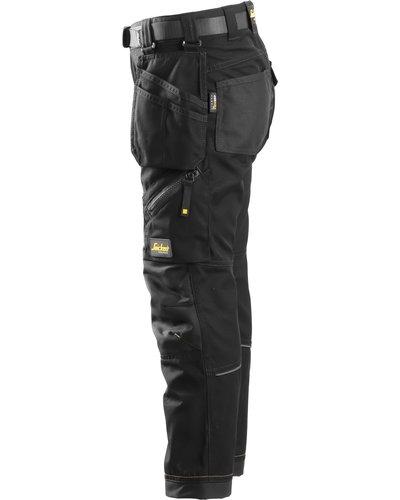 Snickers Workwear 7505 FlexiWork Junior Camo Broek
