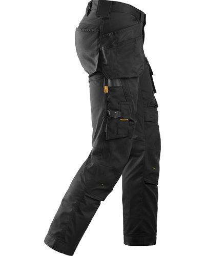 Snickers Workwear AllroundWork Stretch Werkbroek met Holsterzakken