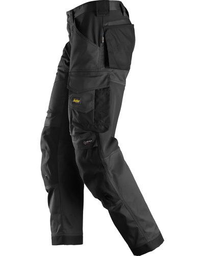 Snickers Workwear AllroundWork Werkbroek+ met Stretch en Loose Fit