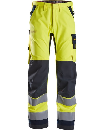 Snickers Workwear 6360 Multinorm Hi-Vis Werkbroek