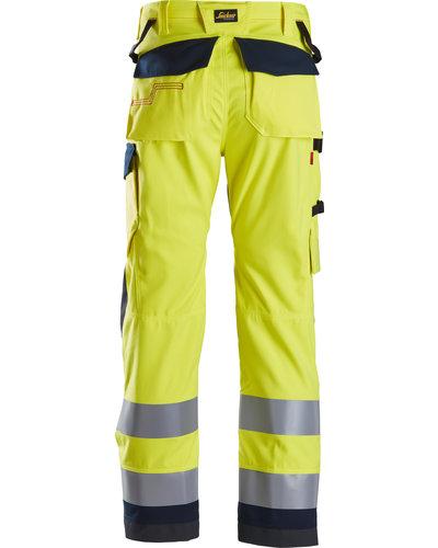 Snickers Workwear ProtecWork Werkbroek, Multinorm + High-Vis