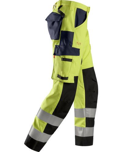 Snickers Workwear ProtecWork Werkbroek met Scheenversterking