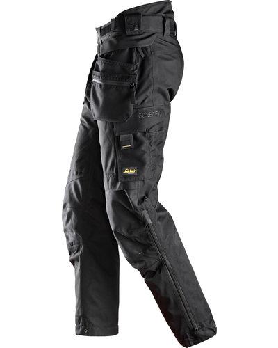 Snickers Workwear FlexiWork GORE-TEX 37.5® Geïsoleerde Werkbroek+ met Holsterzakken