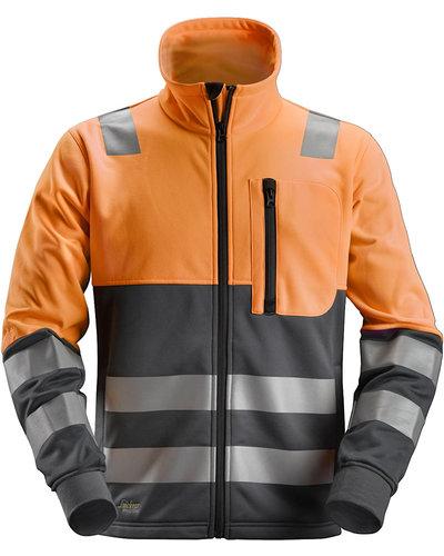 Snickers Workwear 8035 Hi-Vis Jack met Rits, Klasse 2