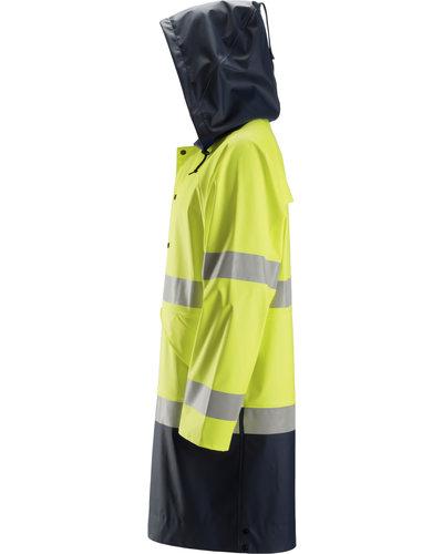Snickers Workwear ProtecWork High-Vis Regenjack PU, Multinorm