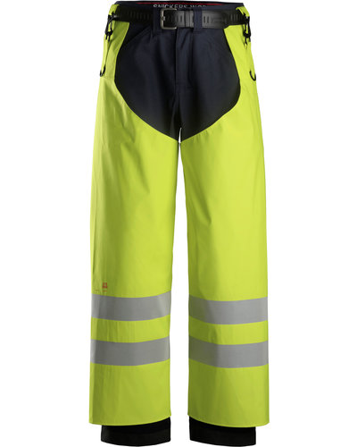 Snickers Workwear 8269 Multinorm Regenchaps PU, Hi-Vis
