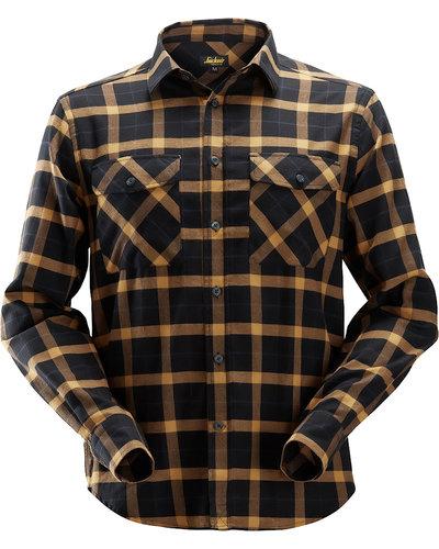 Snickers Workwear 8516 Licht Flanellen Shirt