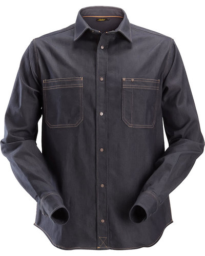 Snickers Workwear 8555 Denim Shirt
