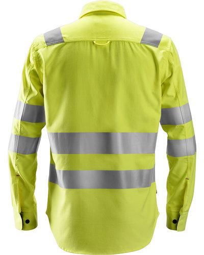 Snickers Workwear ProtecWork Lasshirt met Lange Mouwen, Hi-Vis 3