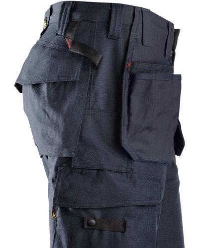 Snickers Workwear ProtecWork Holsterzakken, Opnaaibaar