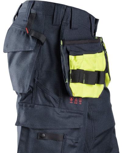 Snickers Workwear ProtecWork Versterkte Holsterzakken, Opnaaibaar